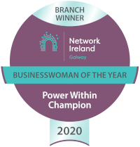 dorothy scarry's business woman of the year award for 2020